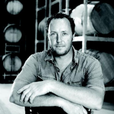 Nick Paterson, winemaker for Lucy's Run