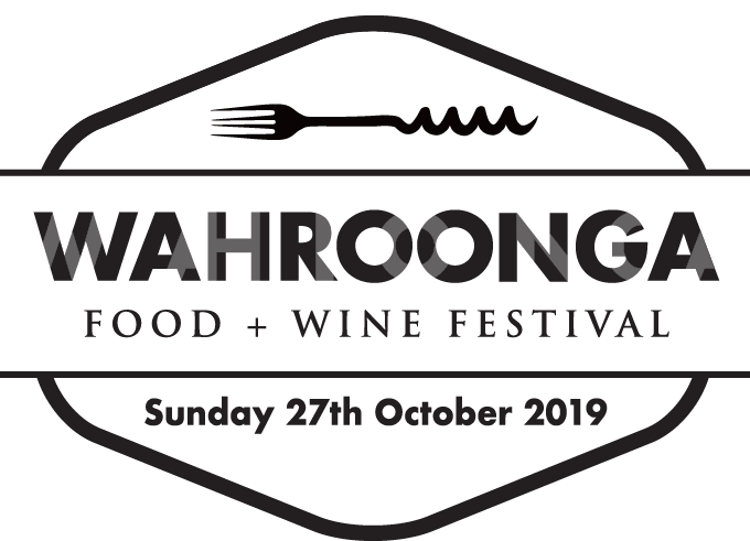 Wahroonga Food + Wine Festival 27th October 2019
