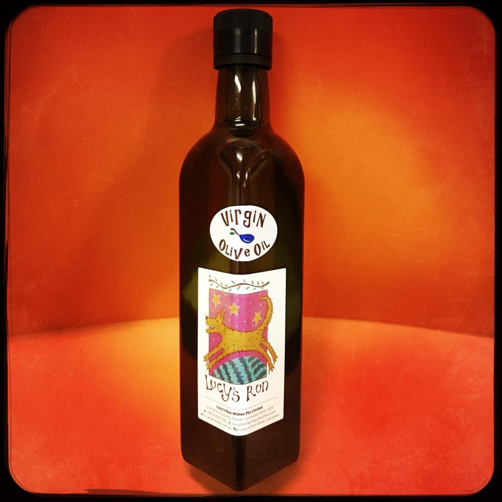 Virgin Olive Oil - 500mL